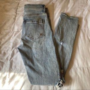 Express Distress Jeans